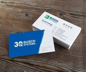 Business Card Series company wide